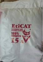 EtiCAT ЭКОНОМ (ЭтиКЭТ) Силикагелевый наполнитель 15 л (6,3 кг)