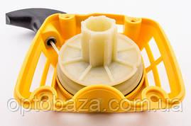 Стартер ручной в сборе Einhell для мотокос серии 40 - 51 см, куб, фото 2