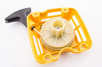Стартер ручной в сборе Einhell для мотокос серии 40 - 51 см, куб