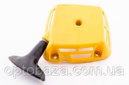 Стартер ручной в сборе Einhell для мотокос серии 40 - 51 см, куб, фото 3
