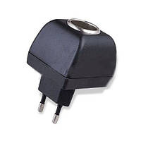 Адаптер 220/12V - это преобразователь напряжения (имитатор прикуривателя) LUO /0-1