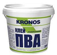 Kronos Клей ПВА 1 кг