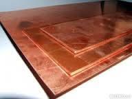 Медный прокат с завода: Медные листы для кровли и декорирования М1, М2, Медные ленты в рулонах