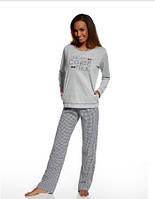 Хлопковый домашний комплект / пижама женская CORNETTE 679/101 DREAM COME TRUE