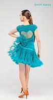 """Пышная фатиновая юбка для девочки """"Багамы"""""""