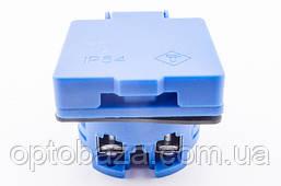 Розетка с крышкою для генератора 0,75 кВт - 1,2 кВт, фото 2