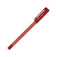 Ручка шариковая BUROMAX 8120-03 красная