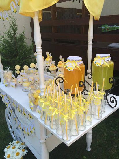 Организация лимонадного бара
