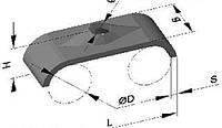 Скоба типа СДК с центральным креплением