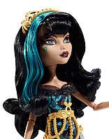Кукла Монстер Хай Клео де Нил (Cleo de Nile) из серии Страх, Камера, Мотор!