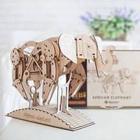 3d-пазл Африканский слон