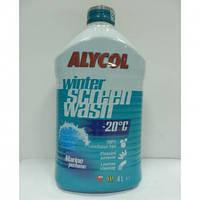 Жидкость для омывания стекол зимняя -20° Мол Аlycol Marine зимняя 4л