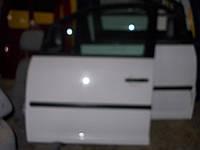 Дверь передняя левая vw caddy 2004-14