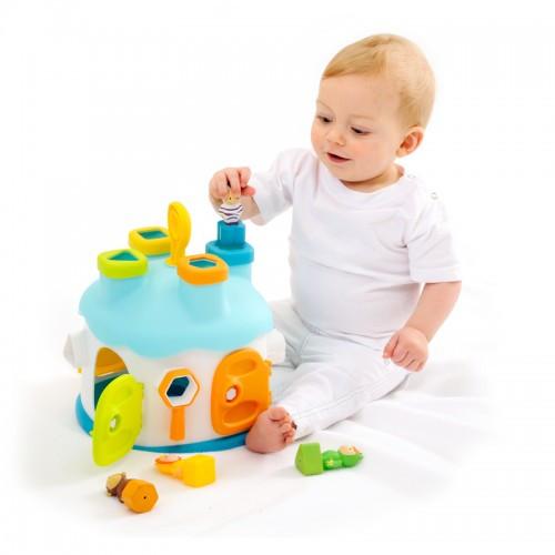 Развивающие игрушки, подвески, погремушки