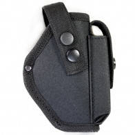 Кобура поясная 1000 d для пистолета Форт-17 с чехлом для магазина