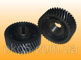 Зубчатое колесо ЭК4.01.012(Запчасти к компрессорам ЭК-7В, ЭК-4М, ВВ-0.8)