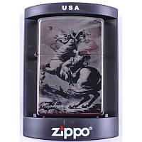 Зажигалка бензиновая Zippo Napoleon