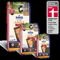 Сухой корм для взрослых собак  HPC БОШ Ягненок+Рис 1кг/ новый