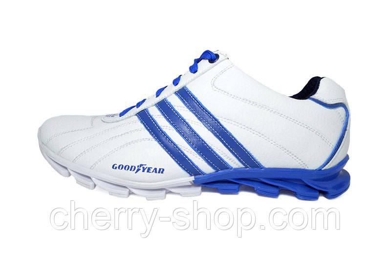69eb976c Кроссовки мужские кожаные Adidas Good Year - Интернет-магазин