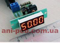 Частотомер сети 50 Гц ЧС-036