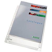 Файлы матовые для каталогов A4 Leitz, 170 мик., 10 шт.