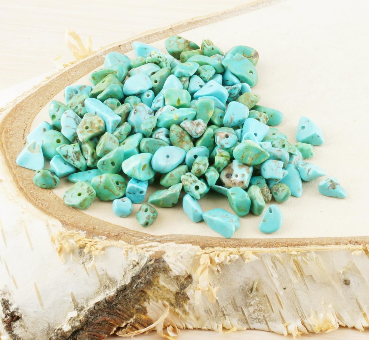 Бусины из натурального камня крошка 27 (10грамм) (товар при заказе от 200 грн) - магазин-студия Цацки в Чернигове