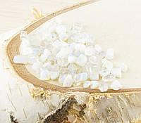 Бусины из натурального камня крошка 28 (10грамм)