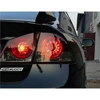 Пленка для фар: светло Черная - ширина 40 см, фото 1