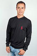 Тонкий мужской свитер, батник PoLo (копия)