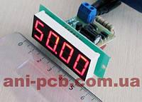 Частотомер сети 50 Гц ЧС-056