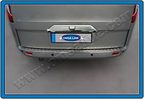 Хром накладка над номером (под камеру) Ford Tourneo Custom