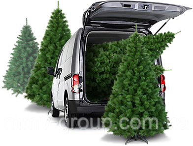 Новогодние елки и аксессуары