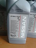 Масло трансмиссионное Nissan AT-Matic J Fluid