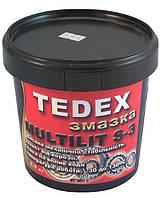 TEDEX смазка пластичная автомобильная MULTILIT S3  NLGI 3 - (0,9 кг), фото 1