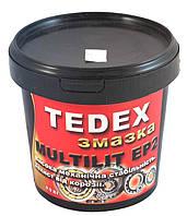 TEDEX смазка пластичная универсальная MULTILIT EP-2 NLGI-2 - (0,9 кг)