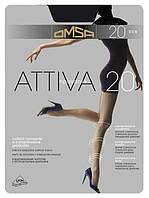 Женские колготки OMSA ATTIVA 20