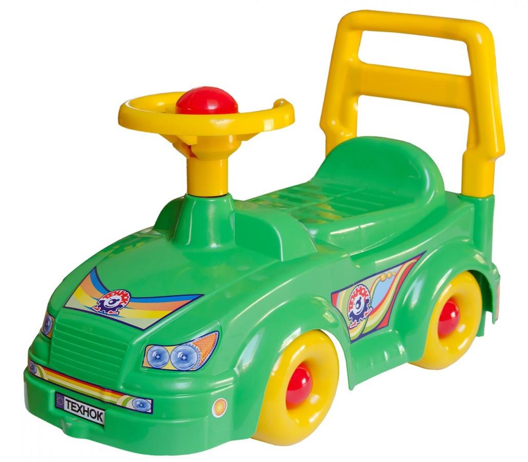 """Іграшка """"Автомобіль для прогулянок ТехноК"""""""