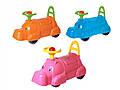 """Іграшка """"Автомобіль для прогулянок ТехноК"""", арт.3664 (Бегемот)"""