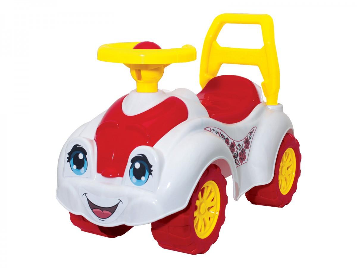 """Іграшка """"Автомобіль для прогулянок ТехноК"""", арт.3503 (Біла)"""