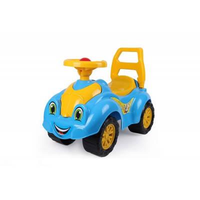 """Іграшка """"Автомобіль для прогулянок ТехноК"""", арт.3510 (Блакитна)"""