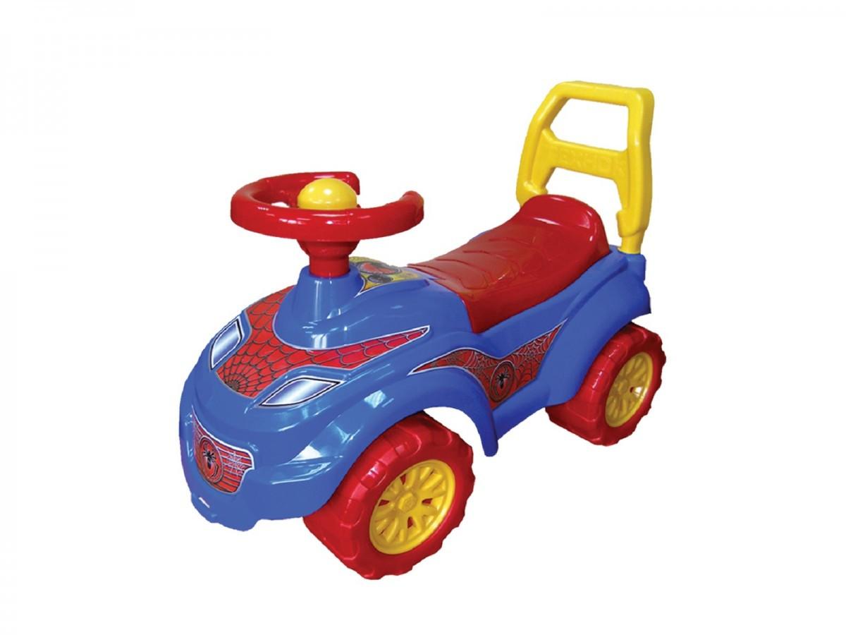 """Іграшка """"Автомобіль для прогулянок Спайдер ТехноК"""""""
