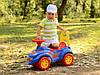 """Іграшка """"Автомобіль для прогулянок Спайдер ТехноК"""", фото 2"""