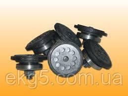 Клапан нагнетающий ЭК4.04.001(Запчасти к компрессорам ЭК-7В, ЭК-4М, ВВ-08\720)