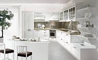 Кухня на заказ BLUM-036 краска по RAL каталогу