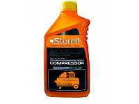 Масло для компрессоров 1л Sturm(MOS-K3-10N)