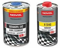 Лак Novol 540 1л + отвердитель Н5140 0,5л