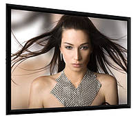 Натяжной экран на раме Adeo Plano Velvet Reference White 317x186 (300x169)