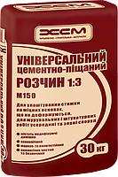 Раствор цементно-песчаный универсальный М150