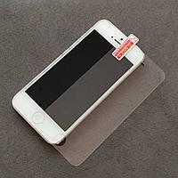 Защитное стекло 9H для iPhone 5