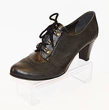 Женские туфли на шнурке Marco 37 размер